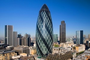 30 TS. MARY AXE